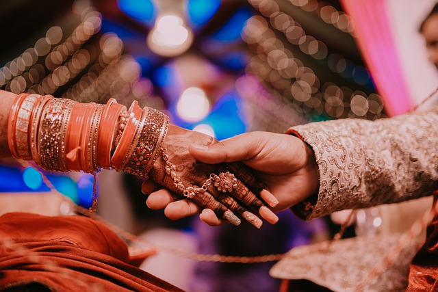 Indian Wedding Ceremony Tradition